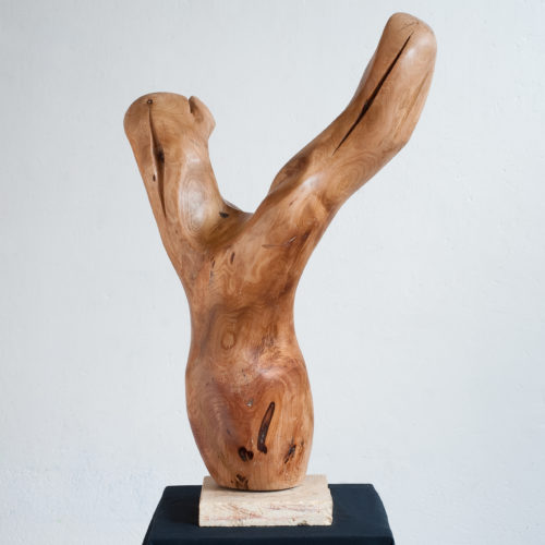DIANE, bois, 80cm x 30cm x 25cm x 15cm, vendu/sold